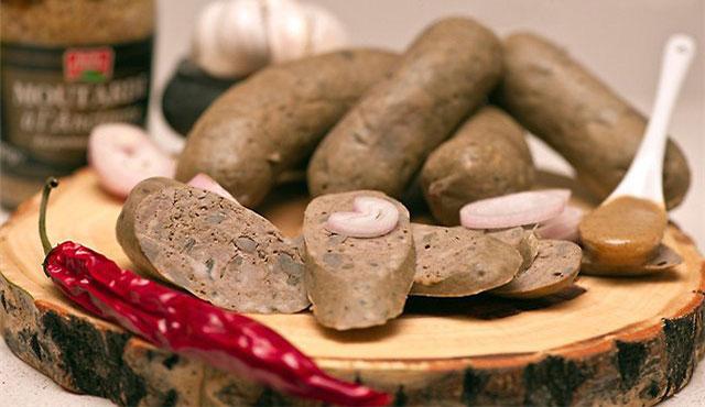 Дагестанские колбаски сохта