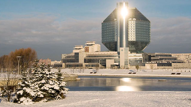 Беларусь зимой что посмотреть