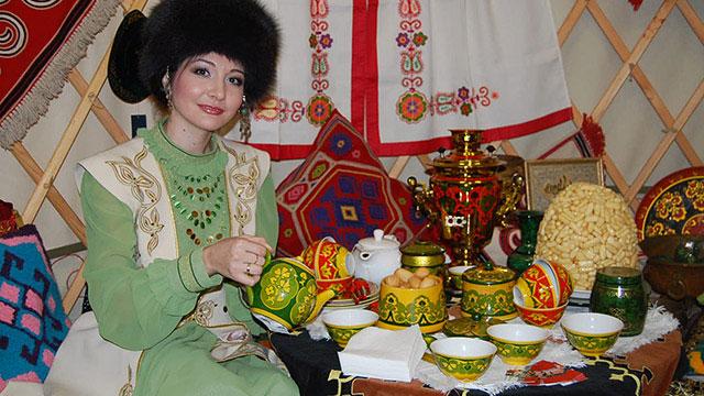 Кухни народов россии доклад 2534