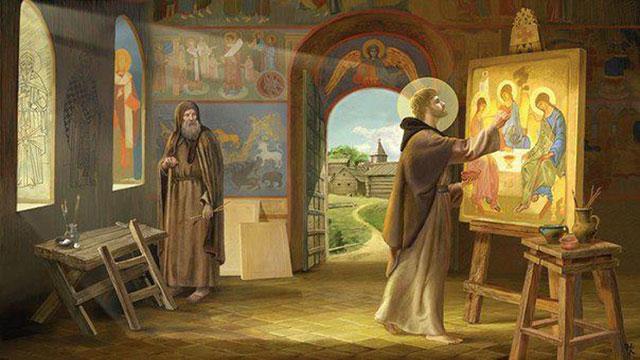 Картинки по запросу Иконопись
