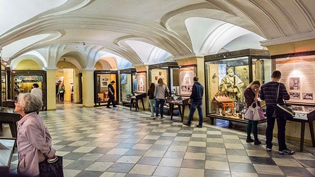Самые интересные музеи Санкт-Петербурга